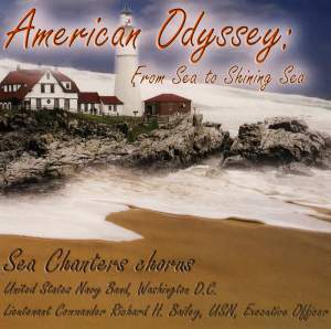 American Odyssey: From Sea to Shining Sea Product Image
