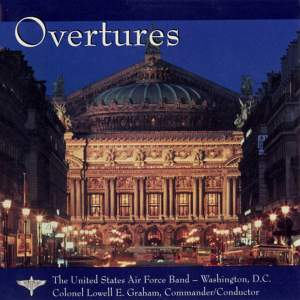 United States Air Force Band: Overtures Product Image