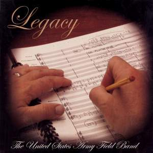 United States Army Field Band: Legacy Product Image