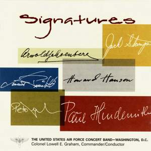 United States Air Force Concert Band: Signatures
