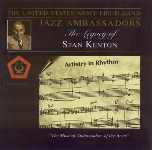 Jazz Ambassadors: Legacy of Stan Kenton (The) Product Image
