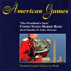 President's Own United States Marine Band: American Games Product Image