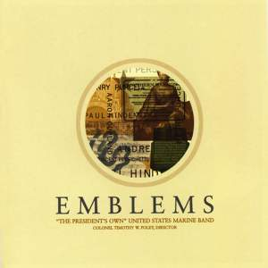 President's Own United States Marine Band: Emblems Product Image