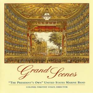 President's Own United States Marine Band: Grand Scenes Product Image