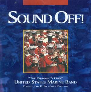 President'S Own United States Marine Band: Sound Off! Product Image