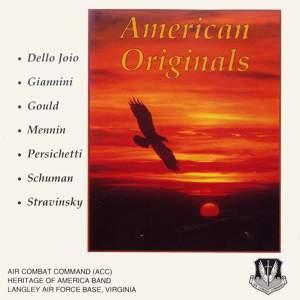 Air Combat Command Heritage of America Band: American Originals