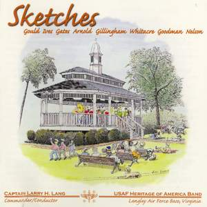 United States Air Force Heritage of America Band: Sketches Product Image