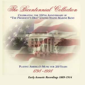 The Bicentennial Collection, Vol. 1: Early Acoustic Recordings Product Image