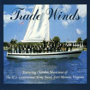 United States Continental Army Band: Trade Winds Product Image