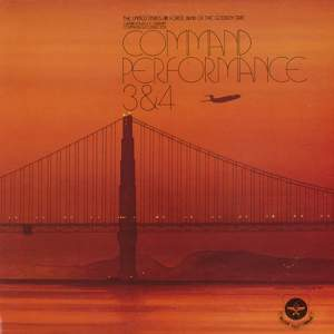United States Air Force Band of the Golden West: Command Performance 3 and 4 Product Image