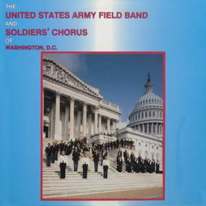 United States Army Field Band and Soldiers' Chorus: Band Music Product Image