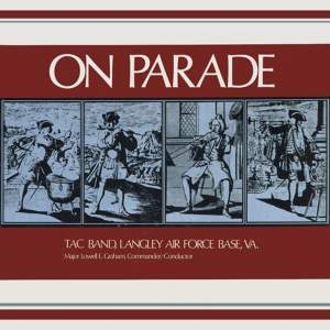 United States Air Force Tactical Air Command Band: On Parade Product Image