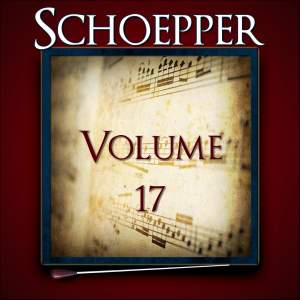 Schoepper, Vol. 17 of the Robert Hoe Collection Product Image