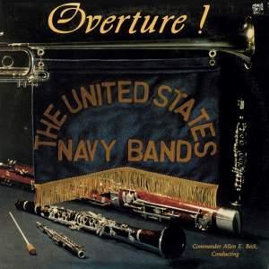 United States Navy Band: Overture! Product Image