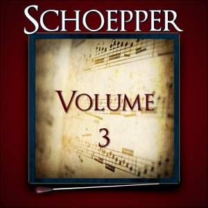 Schoepper, Vol. 3 of the Robert Hoe Collection Product Image