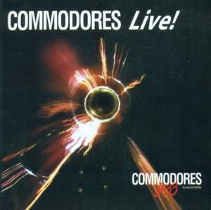 Commodores Jazz Ensemble: Commodores Live!