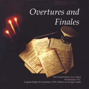Overtures and Finales Product Image