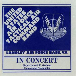 United States Air Force Tactical Air Command Band: In Concert Product Image