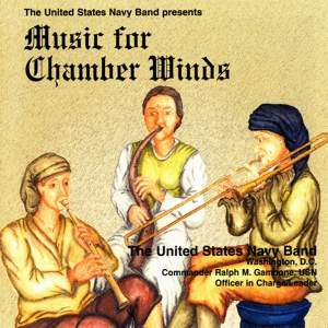 Music for Chamber Winds Product Image