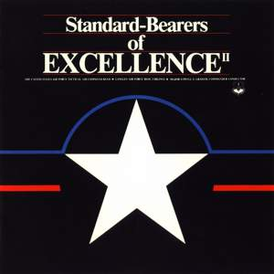 United States Air Force Tactical Air Command Band: Standard Bearers of Excellence II Product Image