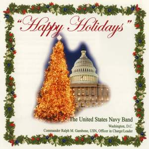 United States Navy Band: Happy Holidays!