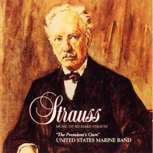 United States Marine Band: Symphonies Without Strings Product Image