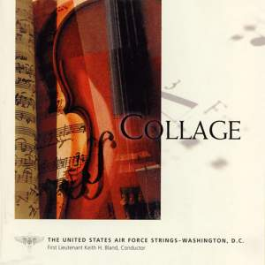 United States Air Force String Orchestra: Collage Product Image