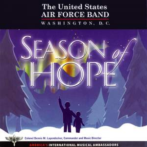 United States Air Force Band: Season of Hope, Vol. 1 Product Image