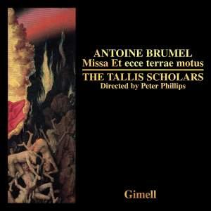 Antoine Brumel: The Earthquake Mass