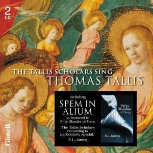 The Tallis Scholars sing Thomas Tallis Product Image