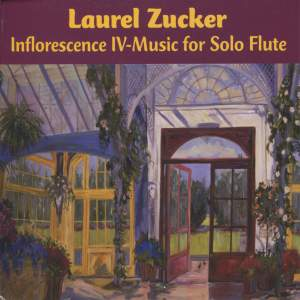 Inflorescence IV - Music for Solo Flute