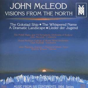 Music from 6 Continents (1994 Series): Visions from the North Product Image