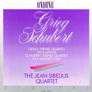 Grieg & Schubert: String Quartets