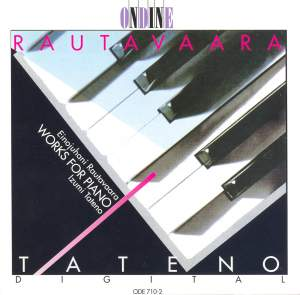 Rautavaara: Pelimannit, Icons, Etudes & Piano Sonata No. 1 Product Image