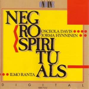 Vocal Recital: Davis, Osceola / Hynninen, Jorma - Negro Spirituals