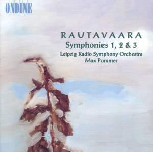 Rautavaara: Symphonies Nos. 1-3 Product Image