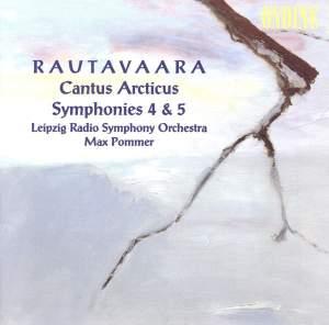 Rautavaara: Cantus Arcticus, Op. 61 (Concerto for Birds & Orchestra), etc. Product Image