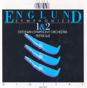 Englund: Symphony No. 1, etc. Product Image