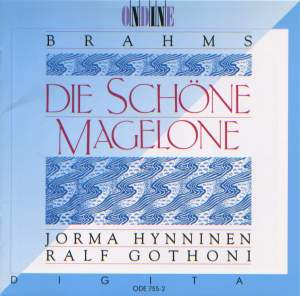 Brahms: Romanzen (15) aus Magelone, Op. 33 Product Image