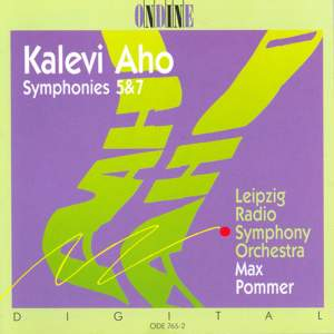 Aho: Symphony No. 5, etc. Product Image