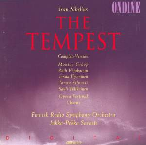 Sibelius: The Tempest, Op. 109