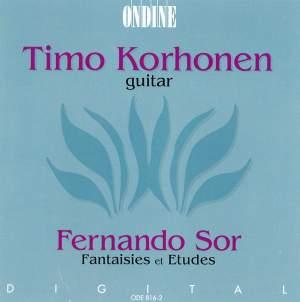 SOR: Fantasias Nos. 7, 10, 13 / 24 Studies (excerpts) (Korhonen)
