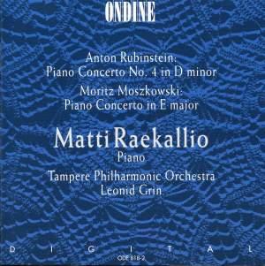 Rubinstein & Moszkowski: Piano Concertos