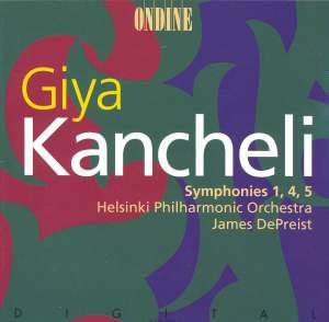 Kancheli: Symphony No. 1, etc. Product Image