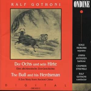 Gothoni: Der Ochs und sein Hirte