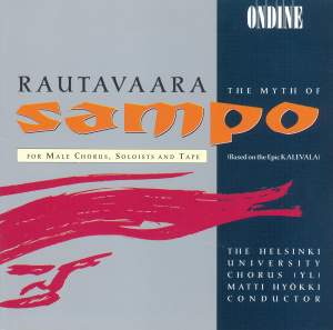 Rautavaara: The Myth of Sampo Product Image