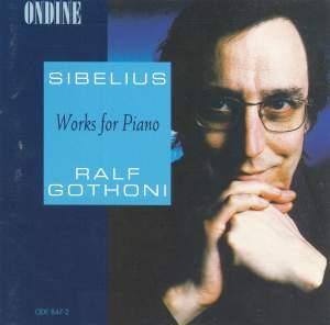 Sibelius: Piano Music