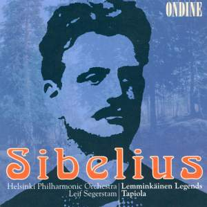 Sibelius: Lemminkainen Legends & Tapiola Product Image
