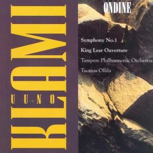 Uuno Klami: Symphony No. 1 Product Image