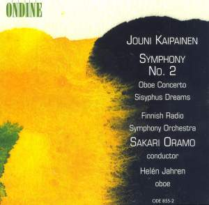 Kaipainen: Symphony No. 2, Op. 44, etc. Product Image
